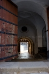 Puerta en el Fuerte de Gracia, Elvas (Portugal)