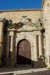 Puerta de la Iglesia de Hervás, Cáceres