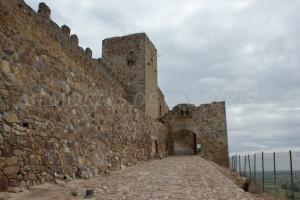Hacia el castillo
