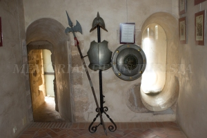 Réplica de la armadura de Hernán Cortés