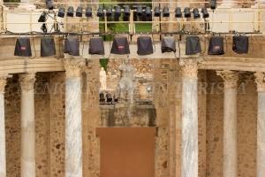 Diosa Ceres del Teatro Romano de Mérida