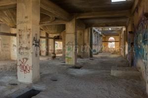 Interior de La Fosa