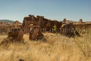 Casas de alrededor de la Mina de la Esperanza