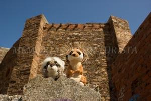 Mery y Pepe en la mina de la Esperanza