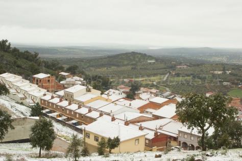 Barrio El Coto de Cañamero