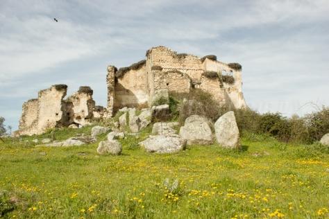 Fortaleza en ruinas