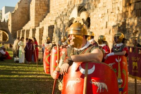 Romanos en formación
