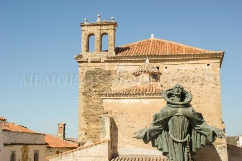 Iglesia de San Pedro de Alcántara