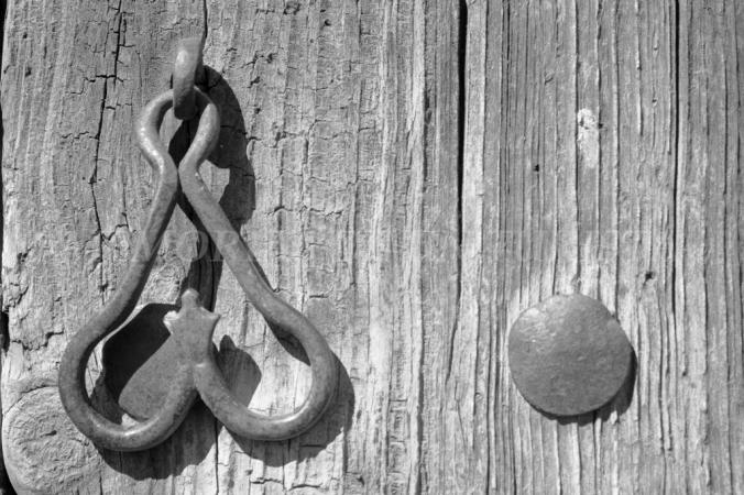 Cerradura de puerta