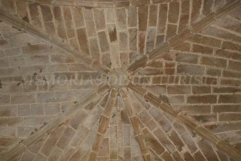 Bóveda de la iglesia