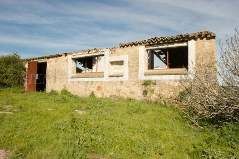 Casa abandonada de Zamarrillas