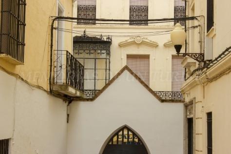 Salida del Convento de Santa Clara