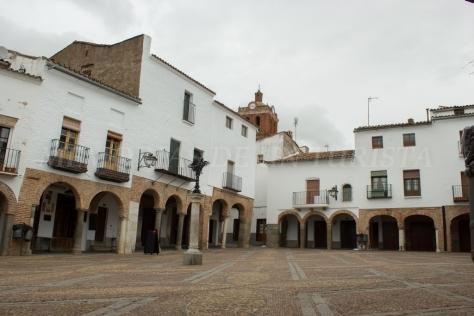 Plaza Chica de Zafra