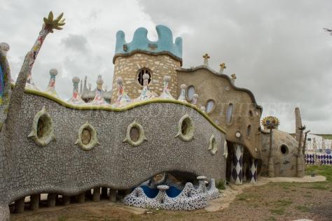 Casa del Gaudí Extremeño