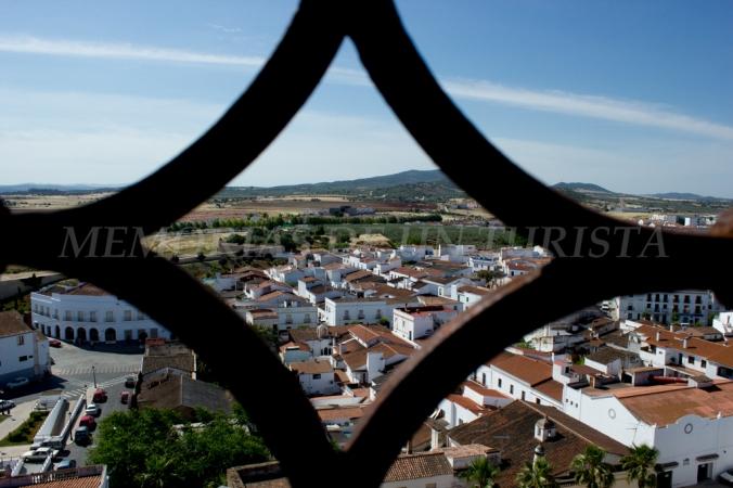 Vistas desde la Torre del Homenaje