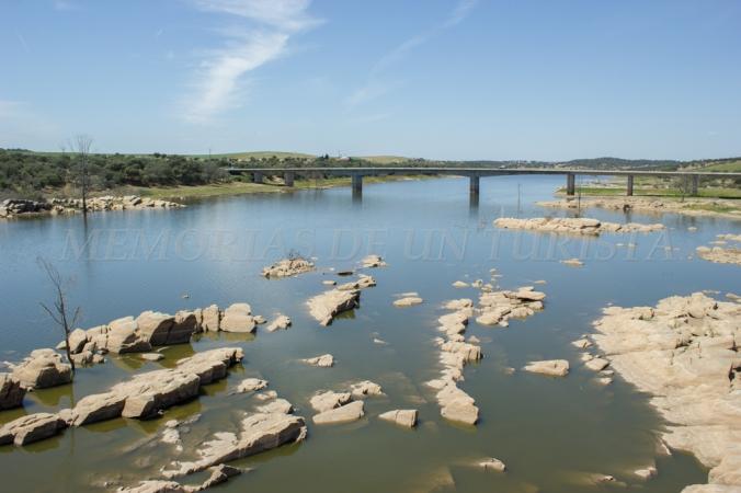 Vistas desde el Puente Ayuda