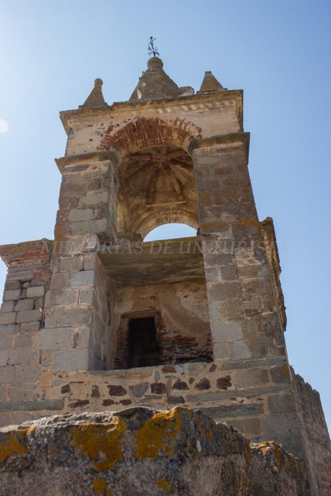 Campanario de una torre