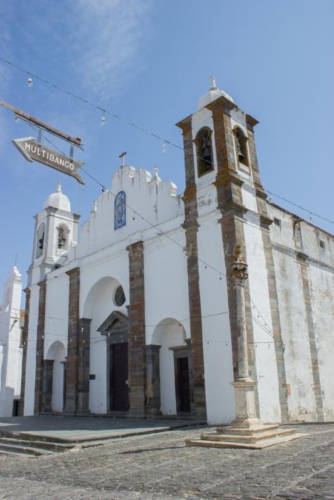 Iglesia Matriz de Santa María da Lagoa